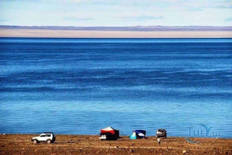 рыбалка на западе монголии